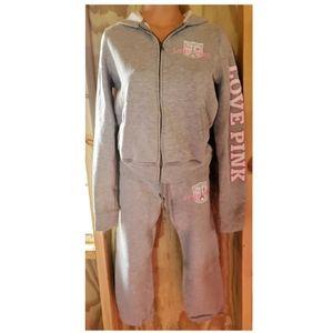 Victoria's Secret PINK Sweatsuit S/XS